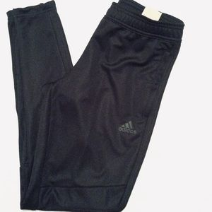 Adidas Tapered, US small, inseam 31, side zippers